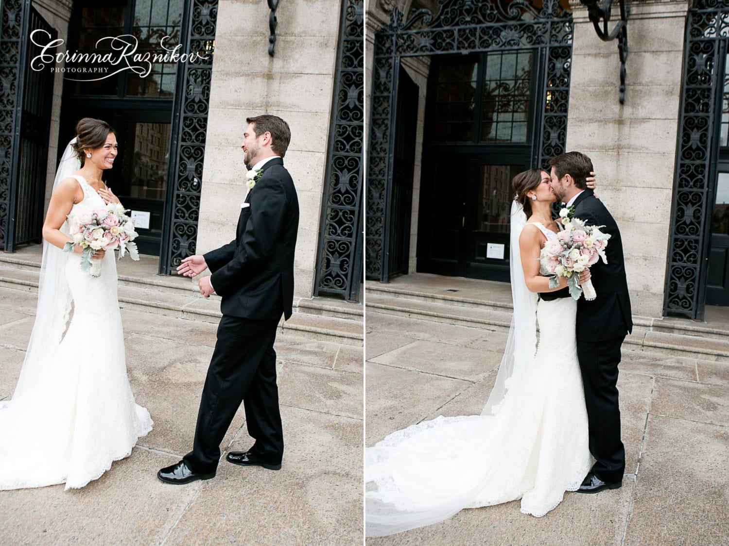 Boston Public Library Wedding 8