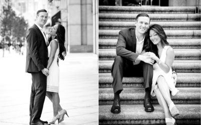 Beautiful Boston Engagement Session . Renee and Misha